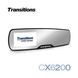 全視線CX6200超廣角120度防眩光後視鏡1080P行車記錄器
