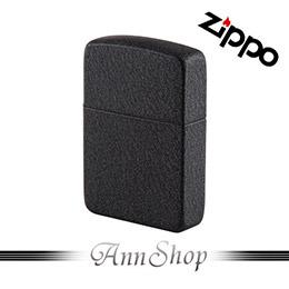 Zippo黑裂紋烤漆打火機