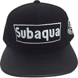 subaqua 立體 電繡 棒球帽