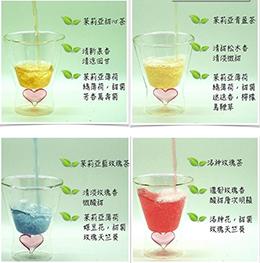 茱莉亞花草茶禮盒★無糖零熱量★三角立體茶包