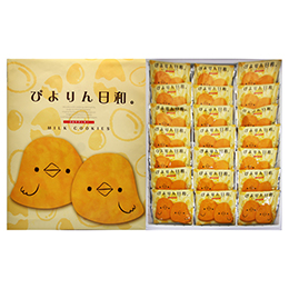 豐上★可愛小雞造型餅乾禮盒