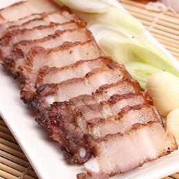 佐醃豬肉+香腸三選一