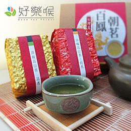 百鳳朝茗-台灣高山精選茶1盒半斤