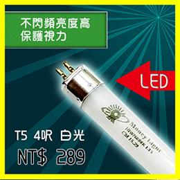 18W4呎節能日光燈管T5