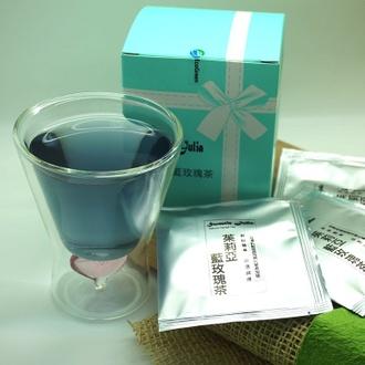 茱莉亞藍玫瑰茶(3g裝)