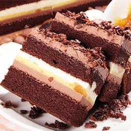 2入❤太妃糖雙層起士+香柚巧克力