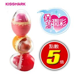 KISSMARK果真心機潤彩護唇膏