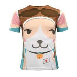 神風貓(專業款)原創潮流設計T恤