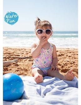【澳洲抗UV】寶寶一件式連身泳衣