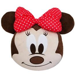 迪士尼米妮頭型抱枕