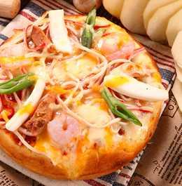 披薩任選10片★送人氣點心1份