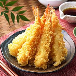 酥脆金黃天婦羅蝦(10隻裝)