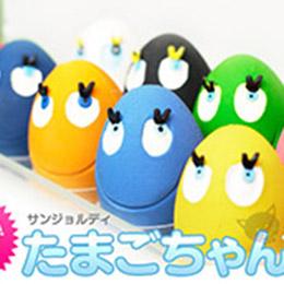 日本超人氣玩具-表情QQ蛋