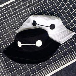 大英雄天團杯休閒漁夫帽