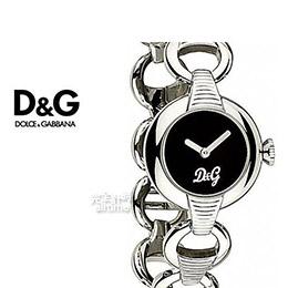D&G 摩登時尚淑女腕錶