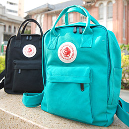 首爾街頭高校生後背包