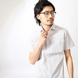 日本空運 ZIP FIVE 短袖襯衫