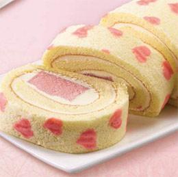 樂天獨家★拿破崙蛋糕+草莓奶凍卷