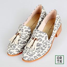 日系經典流蘇樂福鞋(4色)