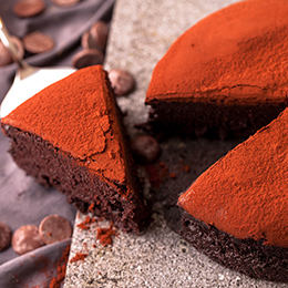頂級濃醇★古典巧克力蛋糕