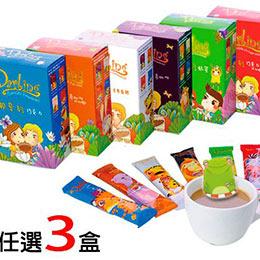超人氣飲品任選3盒(共6口味)