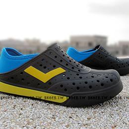 PONY 洞洞鞋 可踩跟 新款 懶人拖
