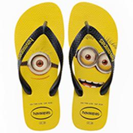 havaianas Os Minions 小小兵 人字拖鞋