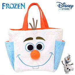 迪士尼冰雪奇緣 雪寶限定版手提袋
