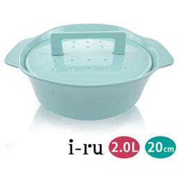 日本南部鐵器i-ru琺瑯鑄鐵鍋 20cm