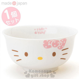 Hello Kitty 日製陶瓷碗公精緻美濃燒系列