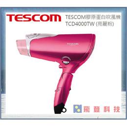 TESCOM 膠原蛋白吹風機 TCD-4000TW