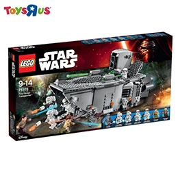 LEGO Star Wars 星際大戰7 系列模型