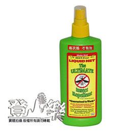 美國 LIQUIT NET 純天然防蚊液