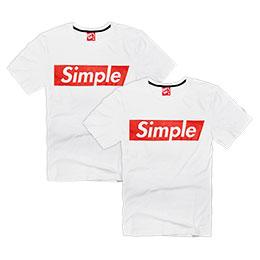 DoctorJ Simple 個性造型短T