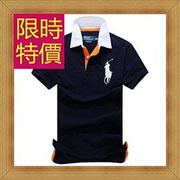 POLO衫 純棉男T恤