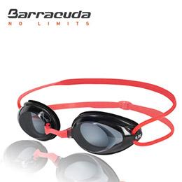 【光學度數泳鏡】美國Barracuda競技練習