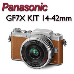 Panasonic DMC-GF7X+14-42mm KIT 變焦鏡組 微單眼