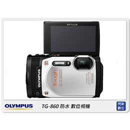 OLYMPUS TG-860 防水 潛水 相機