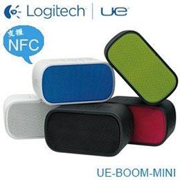 羅技 UE Mini BOOM NFC功能 無線藍牙喇叭