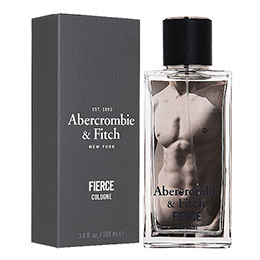 Abercrombie & Fitch FIERCE男性淡香水 100ml