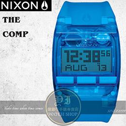NIXON COMP浪花潮流腕錶