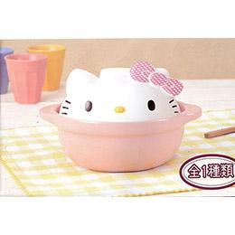 Hello Kitty大臉造型土鍋