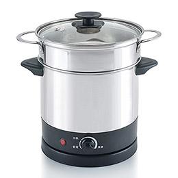 久雄 多功能不銹鋼雙層蒸煮鍋