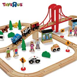 玩具反斗城創意軌道組