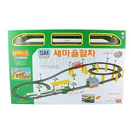 韓國鄉村軌道車