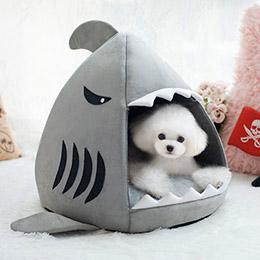 Kojima鯊魚造型床屋