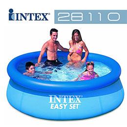 美國INTEX★夏日八吋泳池