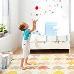 Parklon Bubble Play Mat 大象泡泡遊戲地墊