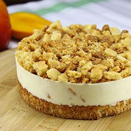 芒果乳酪蛋糕 6吋