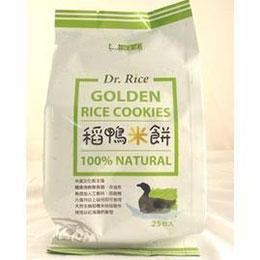 Dr. Rice 稻鴨米餅10包組